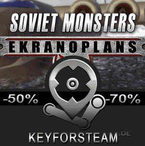 Soviet Monsters Ekranoplans