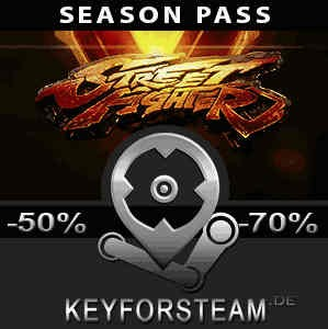 Street Fighter 5 Season Pass
