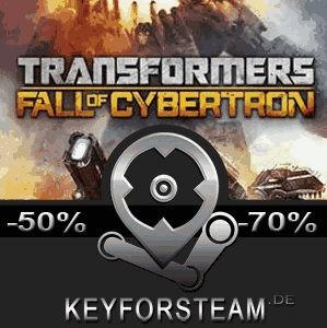 Transformers Untergang von Cybertron