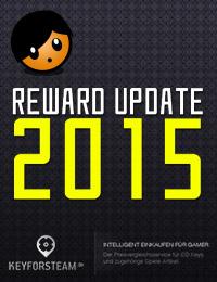 Keyforsteam Rewards | Frühjahrs Update 2015