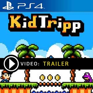 Kid Tripp PS4 Prices Digital or Box Edition