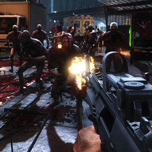 Killing Floor 2 Schießen Enemies