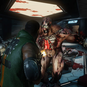 Killing Floor 2 Short Range Shooting