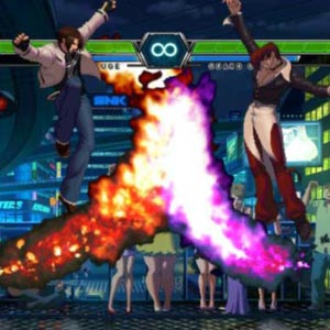 King of Fighters 13: Kampf