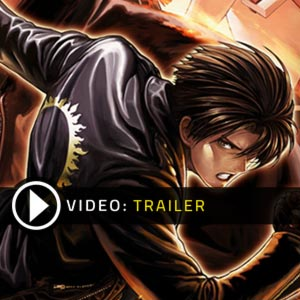 King of Fighters 13 Gameplay Video
