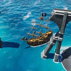 King Of Seas Piratenschiff