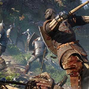 Mittelalterlichen Schwertkampf