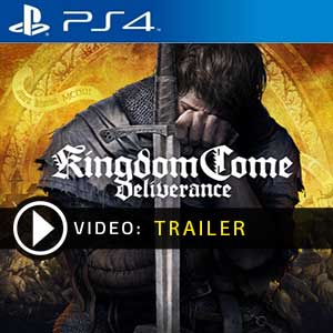 Kingdom Come Deliverance PS4 Digital Download und Box Edition
