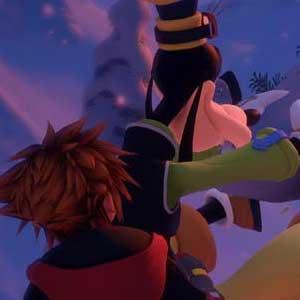 Kingdom Hearts 3 Eis-Dämon