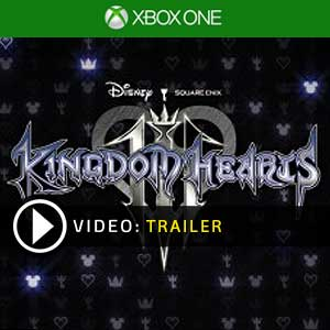 Kingdom Hearts 3 Xbox one Digital Download und Box Edition
