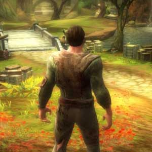 Kingdoms of Amalur Reckoning - Charakter