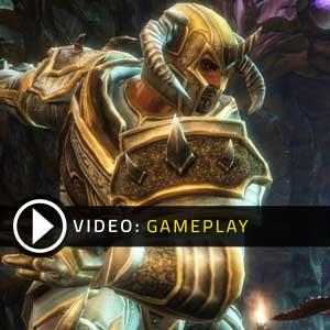 Kingdoms of Amalur Reckoning Gameplay Video