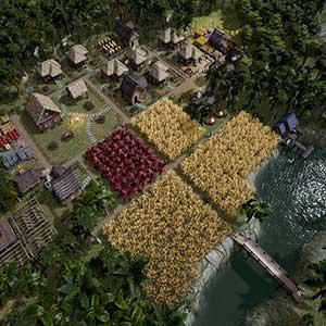 Kingdoms Reborn Wald