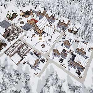 Kingdoms Reborn Schnee