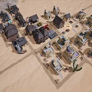 Kingdoms Reborn Wüste