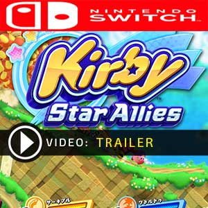 Kirby Star Allies Nintendo Switch Digital Download und Box Edition