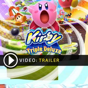 Kirby Triple Deluxe 3DS Digital Download und Box Edition