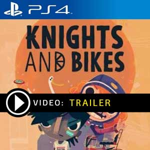 Knights and Bikes PS4 Prices Digital or Box Edition