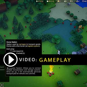 Kubifaktorium Gameplay Video
