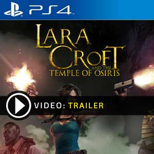 Lara Croft and the Temple of Osiris PS4 Digital Download und Box Edition
