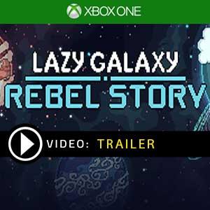 Lazy Galaxy Rebel Story Xbox One Digital Download und Box Edition