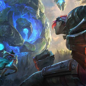 League of Legends Free to Play Kunst