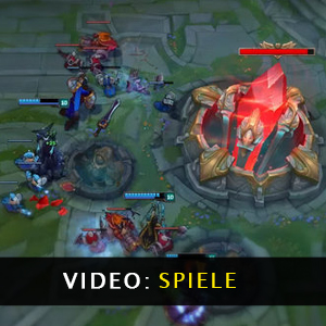 League of legends free to play gameplay video