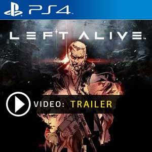 Left Alive PS4 Digital Download und Box Edition