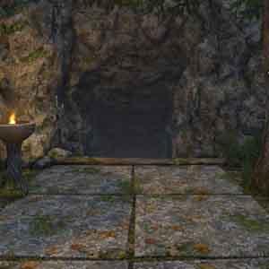 Legend Of Grimrock 2 Eingang zum Verlies