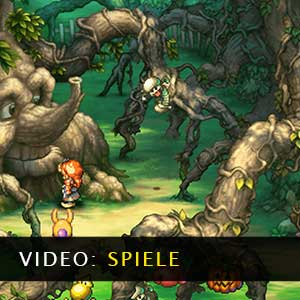 Legend of Mana Gameplay Video