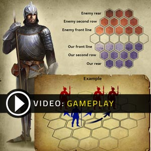 Legends of Eisenwald Gameplay Video