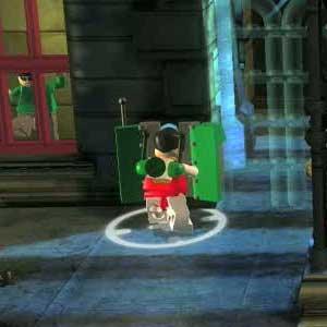LEGO Batman The Videogame - Robin