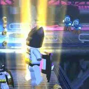 LEGO Batman The Videogame - Batsuit