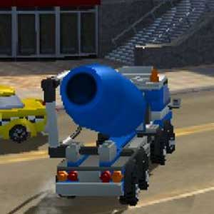 LEGO City Undercover The Chase Begins Nintendo 3DS Trucks