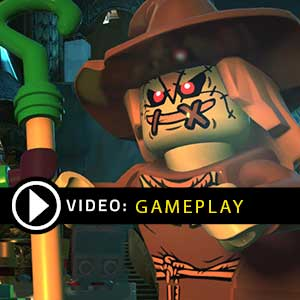 LEGO DC Super-Villains Gameplay Video