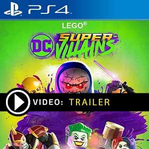 LEGO DC Super-Villains PS4 Digital Download und Box Edition