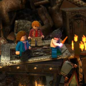 Lego Harry Potter Years 5-7 - Ärger