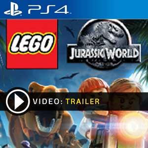 Lego Jurassic World PS4 Digital Download und Box Edition