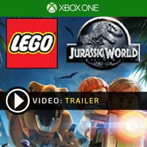 Lego Jurassic World Xbox one Digital Download und Box Edition