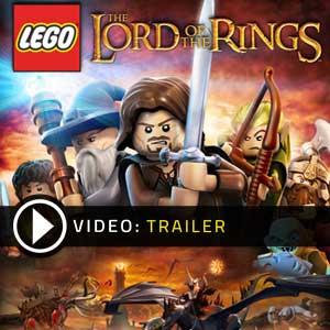 Kaufen LEGO Der Herr der Ringe CD KEY Preisvergleich