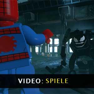 LEGO Marvel Super Heroes Gameplay-Video