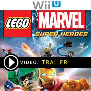 Lego Marvel Super Heroes Nintendo Wii U Digital Download und Box Edition