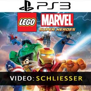 LEGO Marvel Super Heroes Trailer-Video