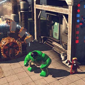 LEGO Marvel Superheroes Duo