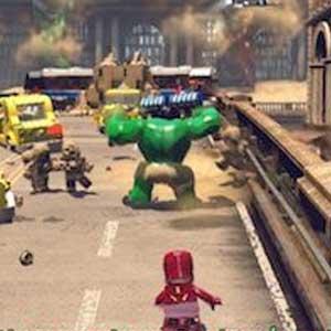 Lego Marvels Avengers Geiseln