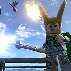 Lego Marvels Avengers Loki