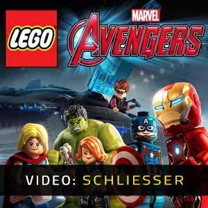Lego Marvels Avengers Video Trailer