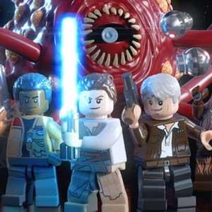 Lego Star Wars charaktere