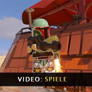 LEGO Star Wars The Skywalker Saga Gameplay Video