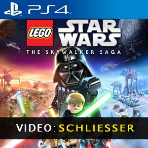 LEGO Star Wars The Skywalker Saga PS4 Video Trailer